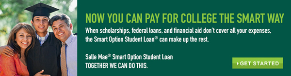 Sallie Mae Smart Option Student Loan - Get Started